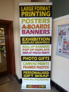 Display & Exhibition Graphics by Affordable Colour Print