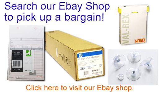 A selection of Items available in our Ebay shop