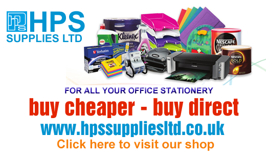HPS Supplies Ltd for all of your office stationery