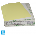 2 part ncr paper White/Yellow